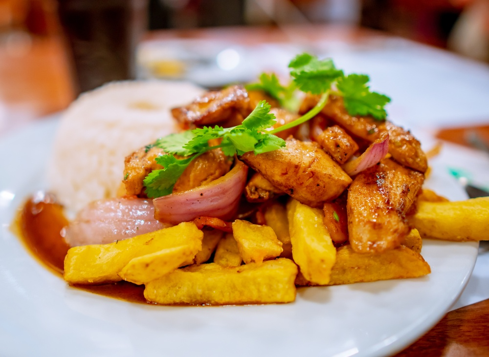 8 Of The Most AMAZING Pollo Saltado Recipes