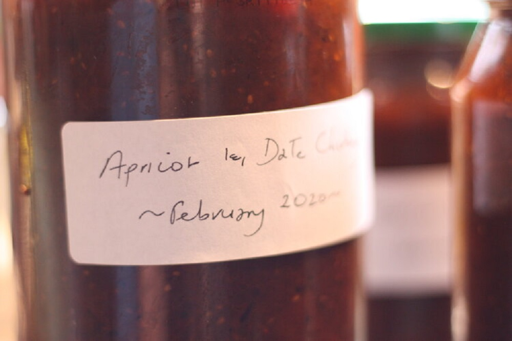 Apricot and Date Chutney by Philippa Moore