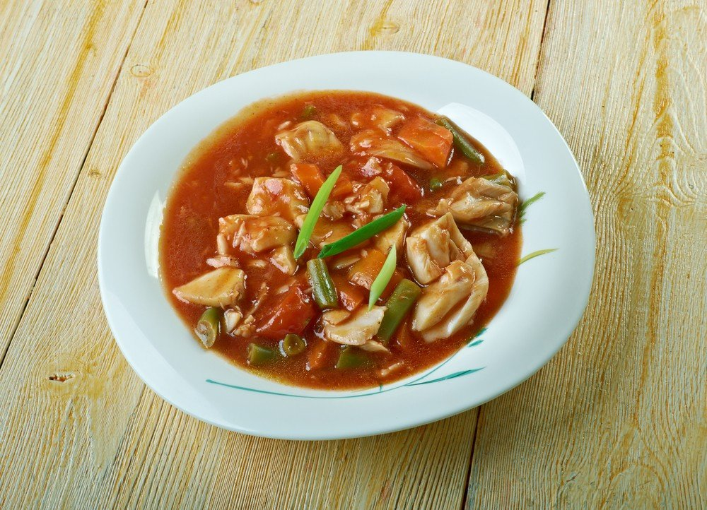 Chilpachole de Jaiba (Spicy Crab Soup) - A Beaner On The Frontier