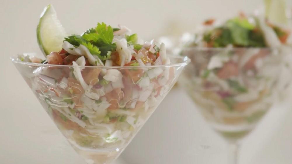 Crab Ceviche - All Recipes