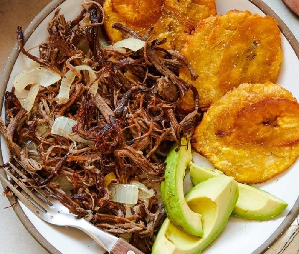 Easy Vaca Frita by Cooking Primal Gourmet
