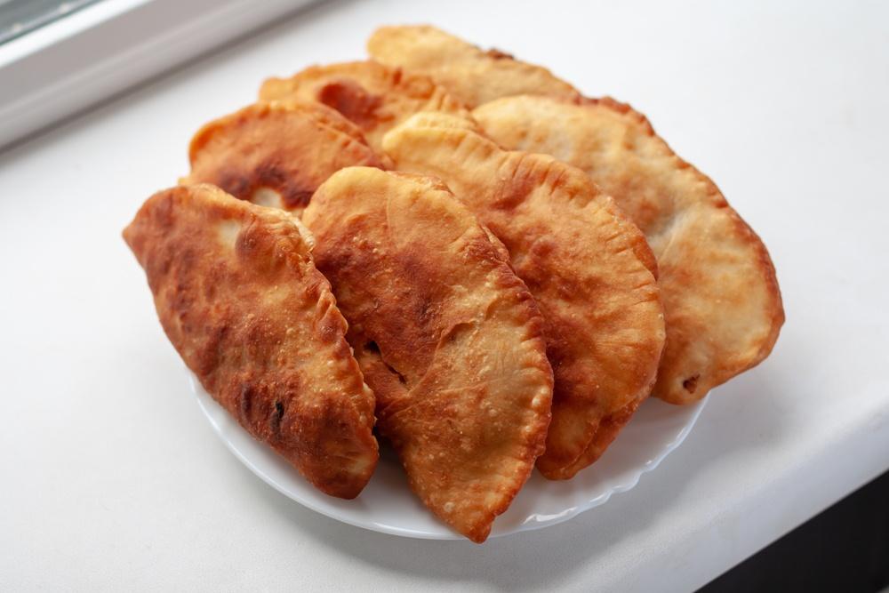 Grandma's Fried Dough Pastries Recipe