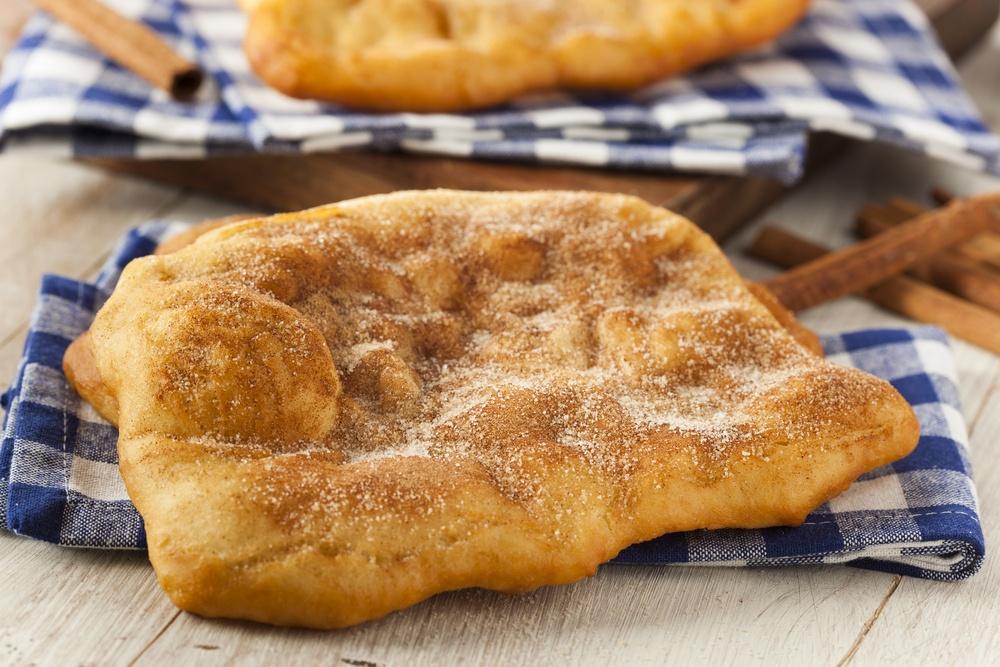 Hungarian Fried Dough Recipe - Lángos