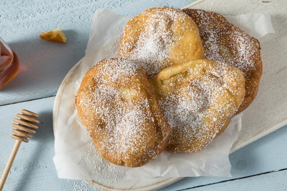 New Hampshire County Fair Fried Dough Recipe