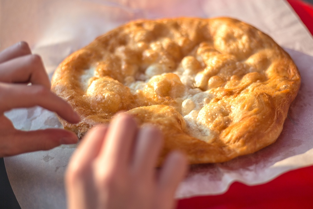 Quick And Easy Deep Fried Dough Recipe