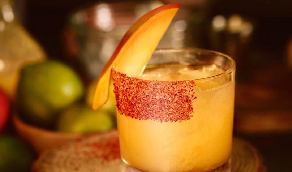 Smoked Mangonada Margarita by Tequila Patron