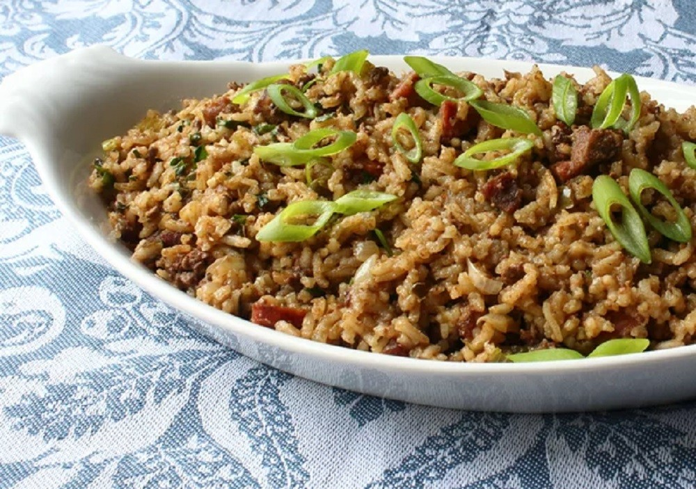 All Recipes - Dirty, Dirty Rice