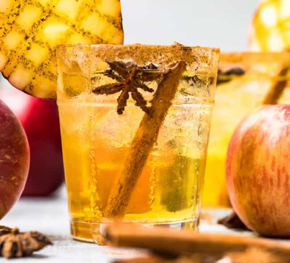 Apple Cider Margarita