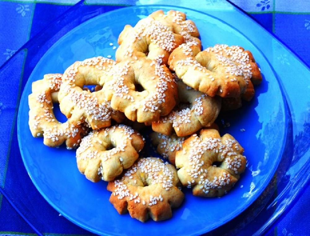 Biscochos Sephardic Tea Cookie - Bake Space
