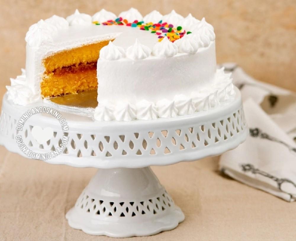 Bizcocho Dominicano (Dominican Cake) - Dominican Cooking
