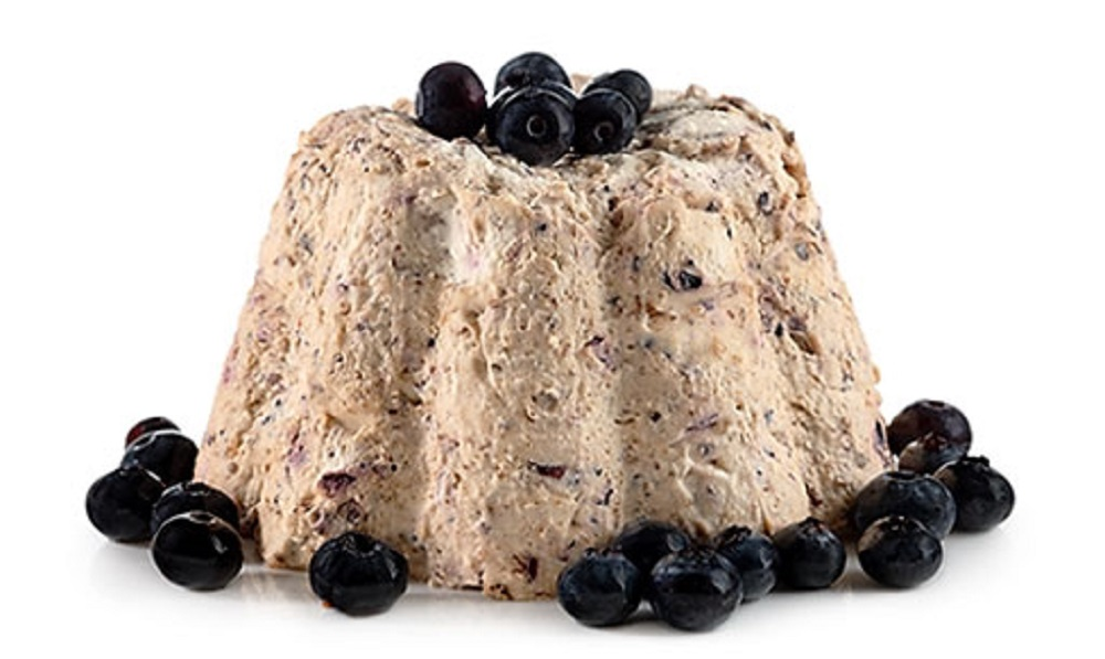 Blueberries Bavarois