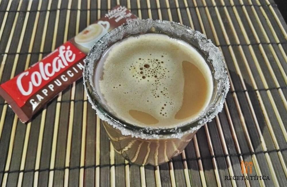 Carajillo Hot Coffee by Receta Tipica