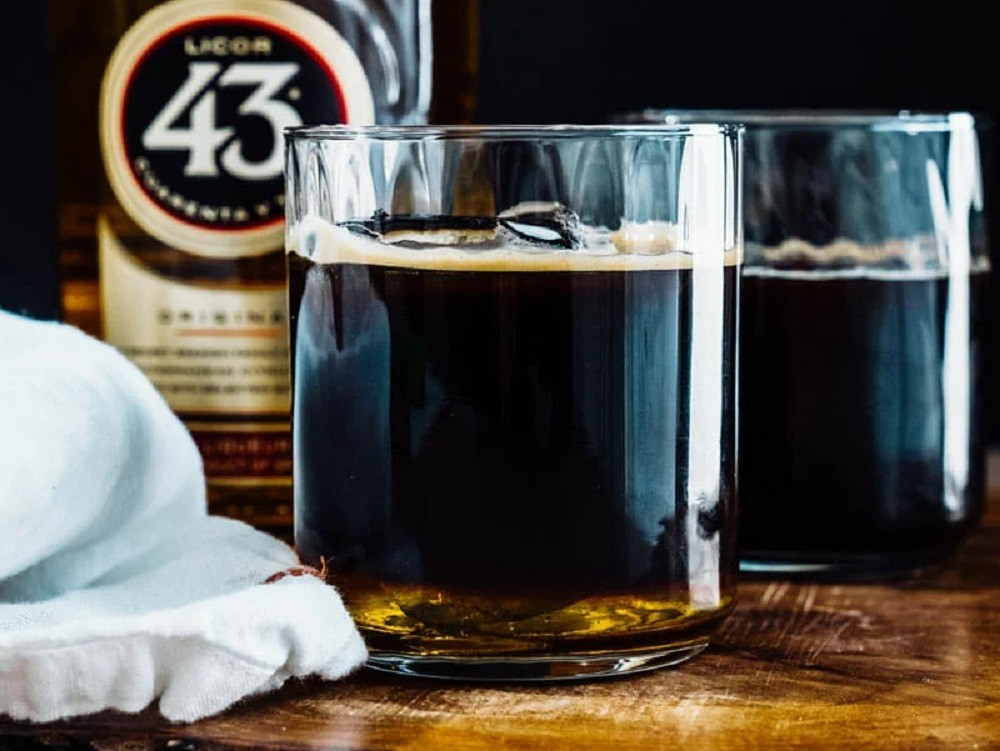 Carajillo (Mexican Spiced Coffee) by A Couple Cooks