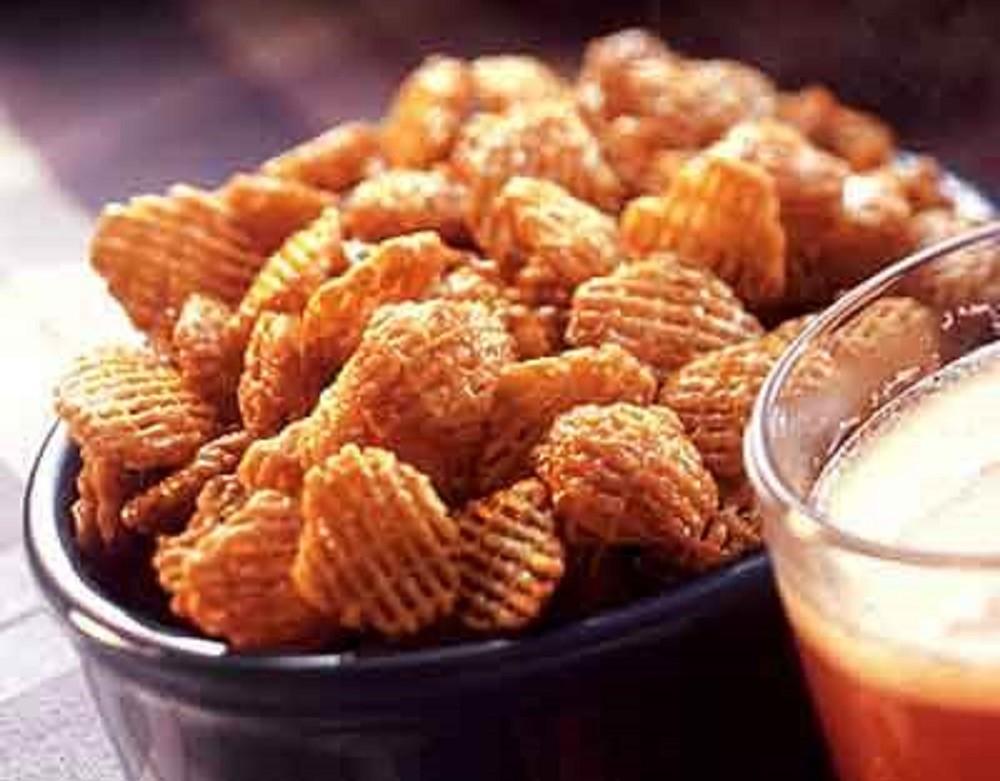 Caramelized Crispy Snack Mix
