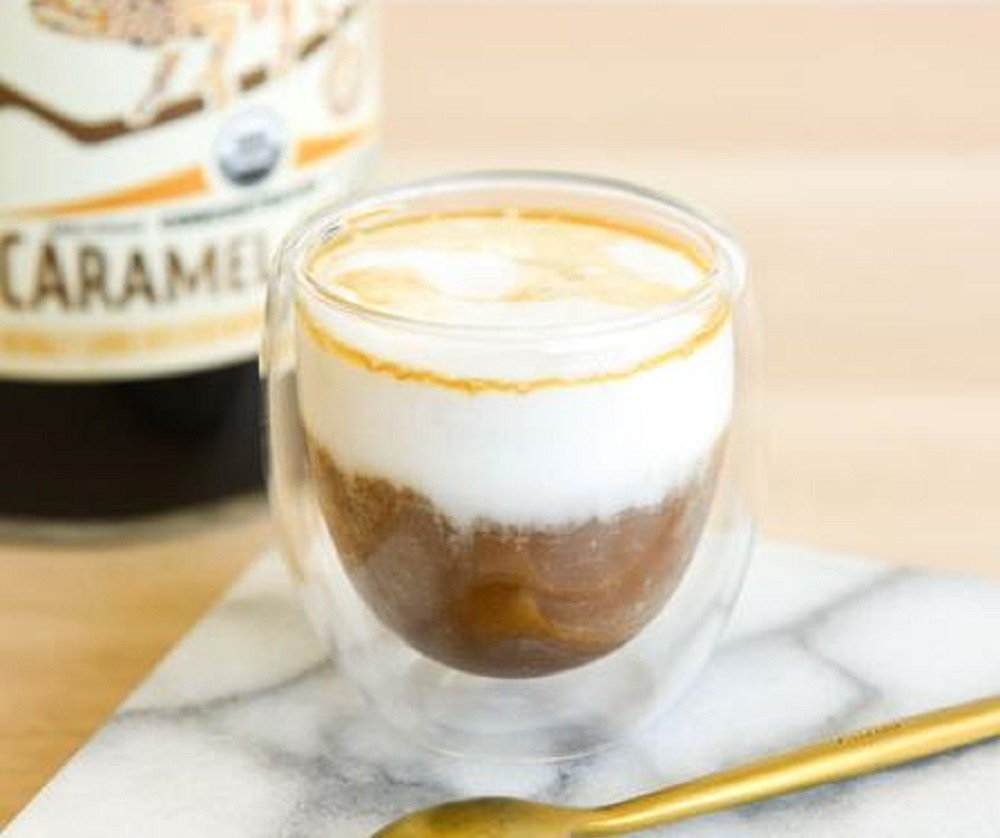 Chameleon Cold Brew - Chilled Salted Maple Cortado