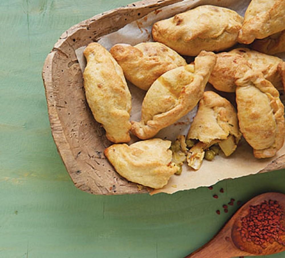 Chicken Breast Empanadas by MyRecipes