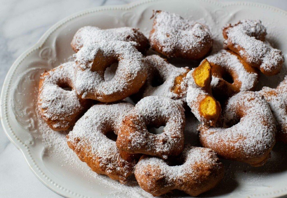 Chilean Picarones by Chilean Food and Garden