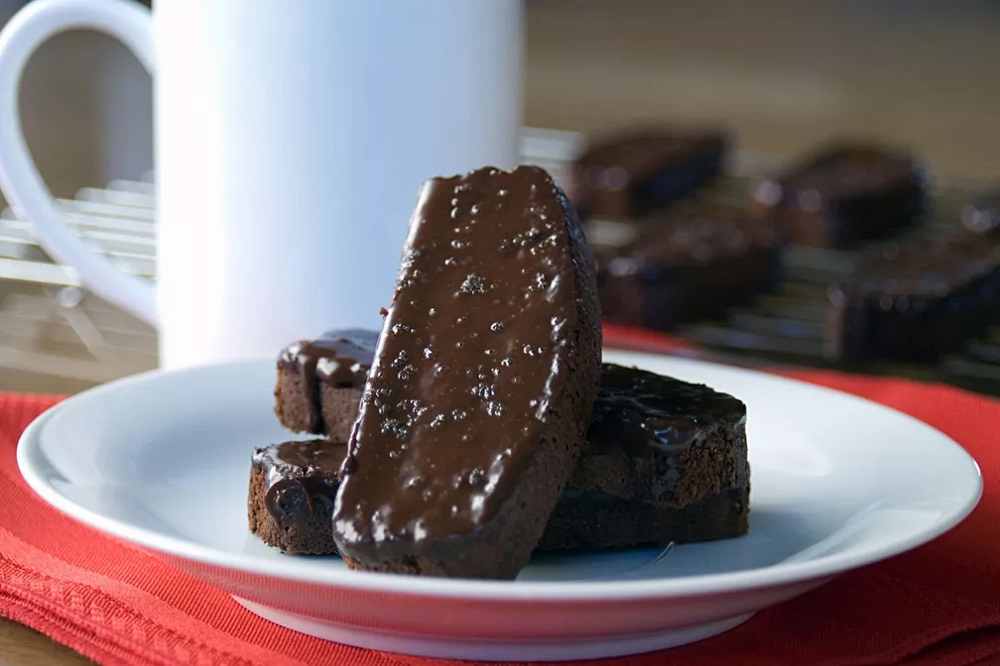 Chocolate Alderwood Sea Salt Bizcocho - Food 52