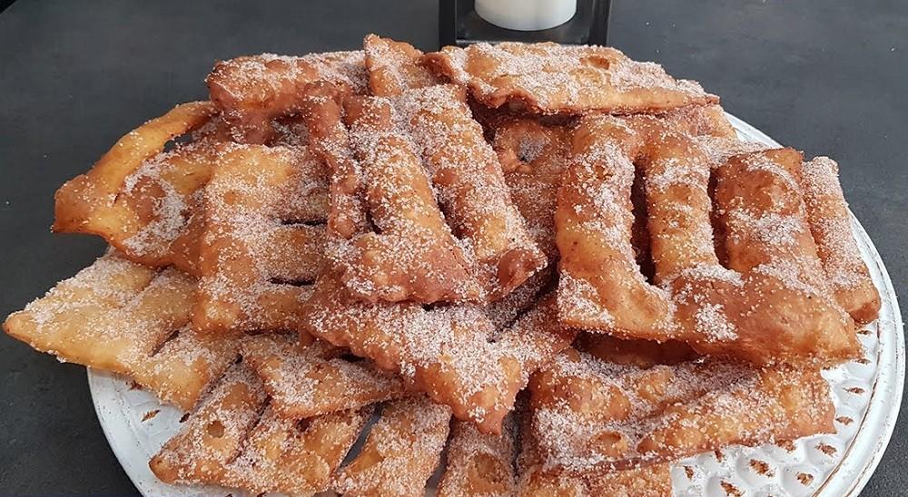 Coscorões - A Portuguese Fried Dough Recipe
