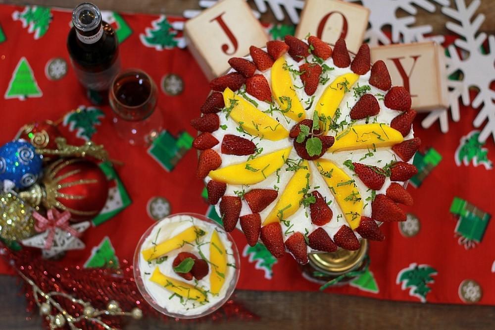 Crema de Fruta: A Festive Christmas Dessert - Maputing Cooking