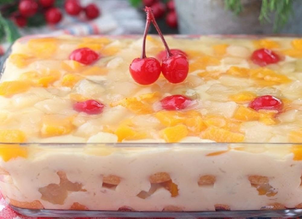 Crema de Fruta Recipe (Filipino Recipes) - Master Cook
