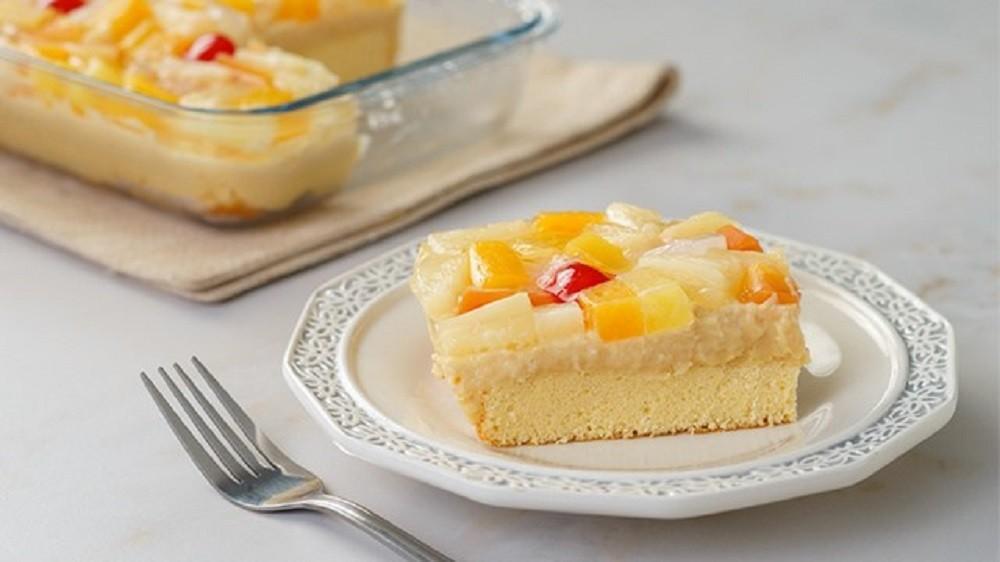 Crema de Fruta Recipe - Yummy