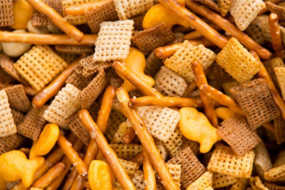 Crispix Mix® Maple Cinnamon