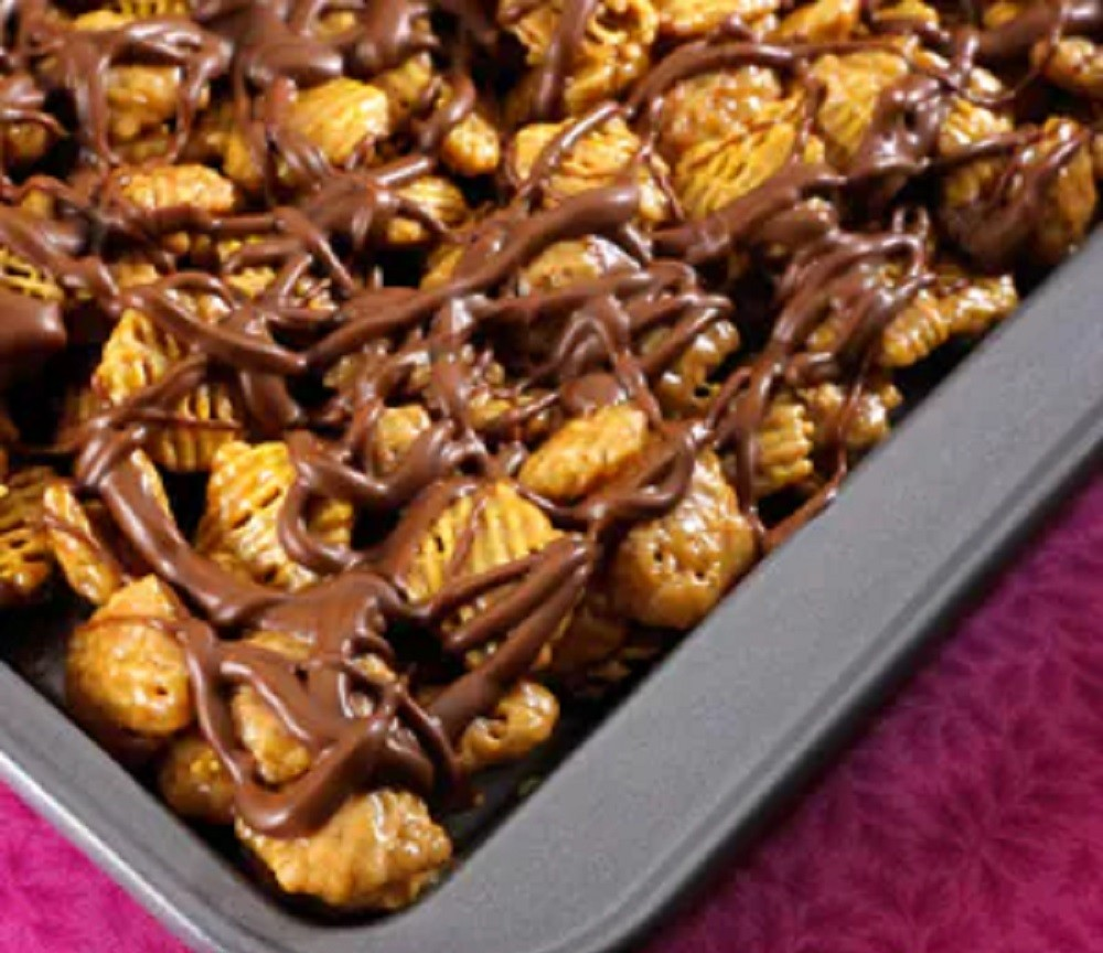 Crispix Mix® Peanut Butter Treat