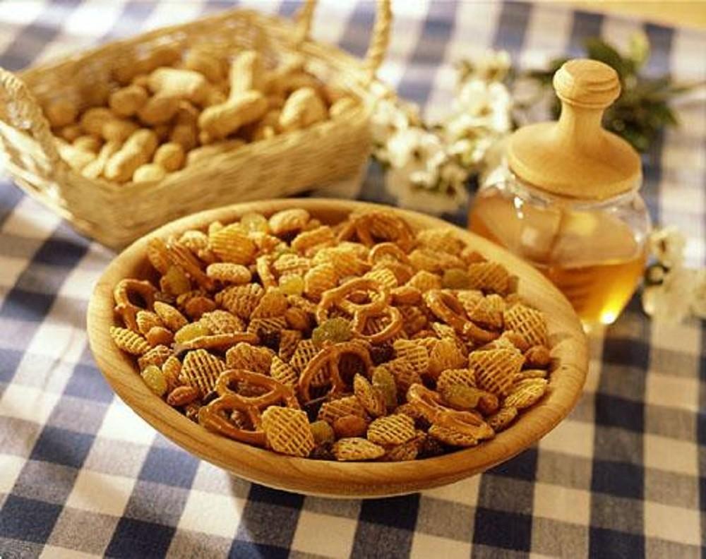 Crispix Mix Honey Pecan Mix
