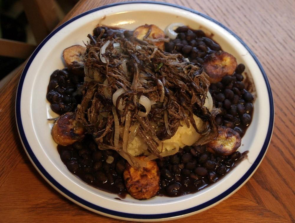 Cuban Vaca Frita by The Recipe Website