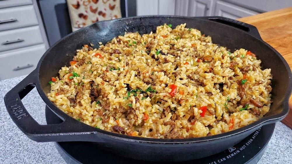 Food & Wine - Wild And Dirty Rice