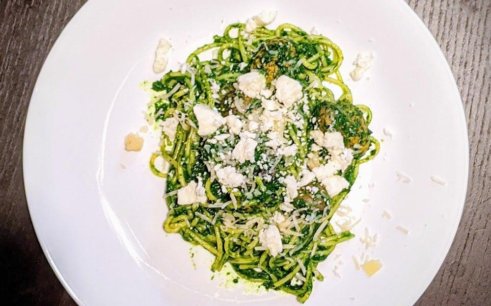 Green Spaghetti (By Chowdown)