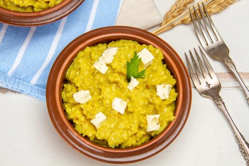 Guiso de Trigo (Wheat) by Eat Puru