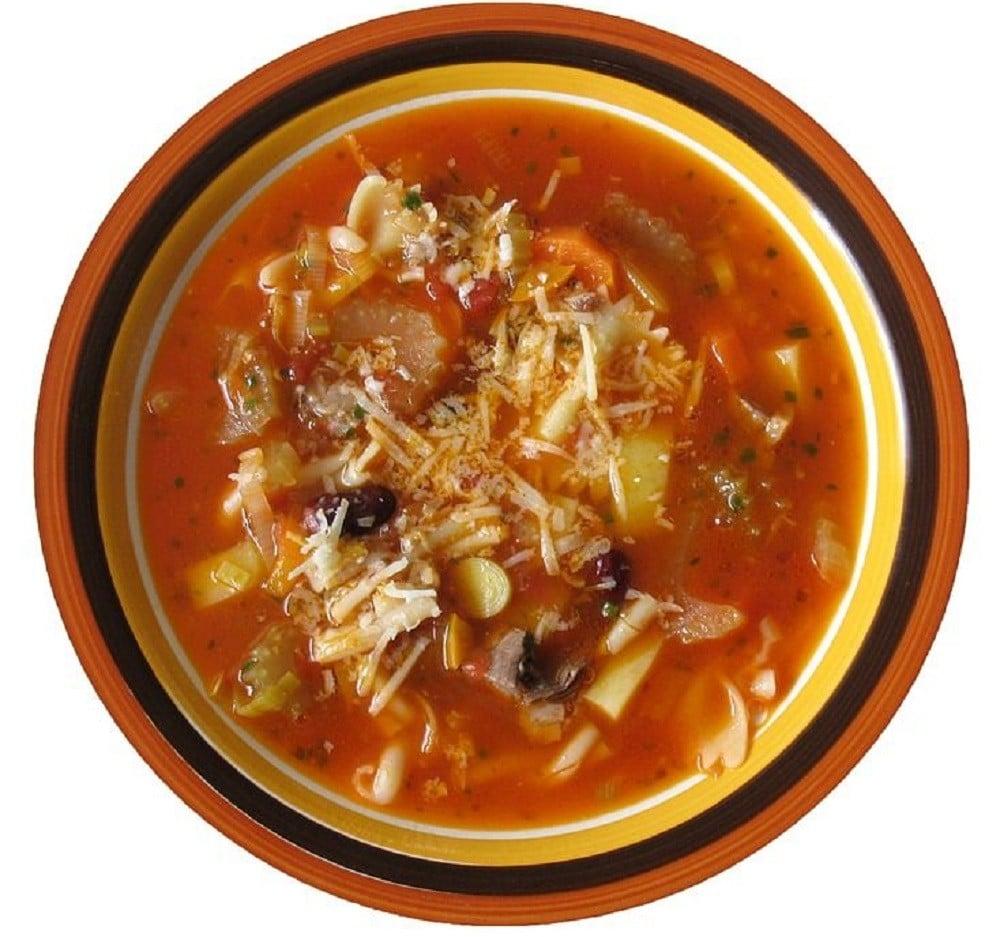 Guiso de Verduras (Vegetables) by The Recipe Website