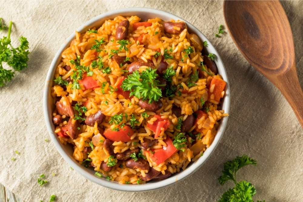 Just A Pinch - Slow Cooker Cajun Dirty Rice