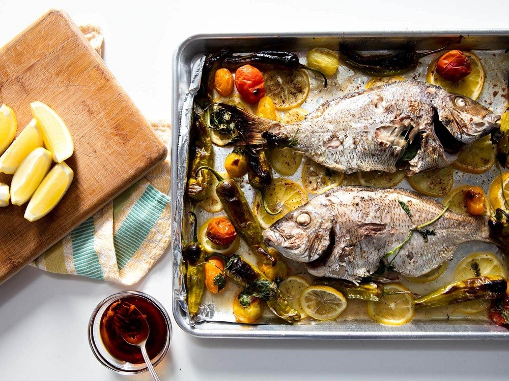 How To Make Baked Porgy At Home