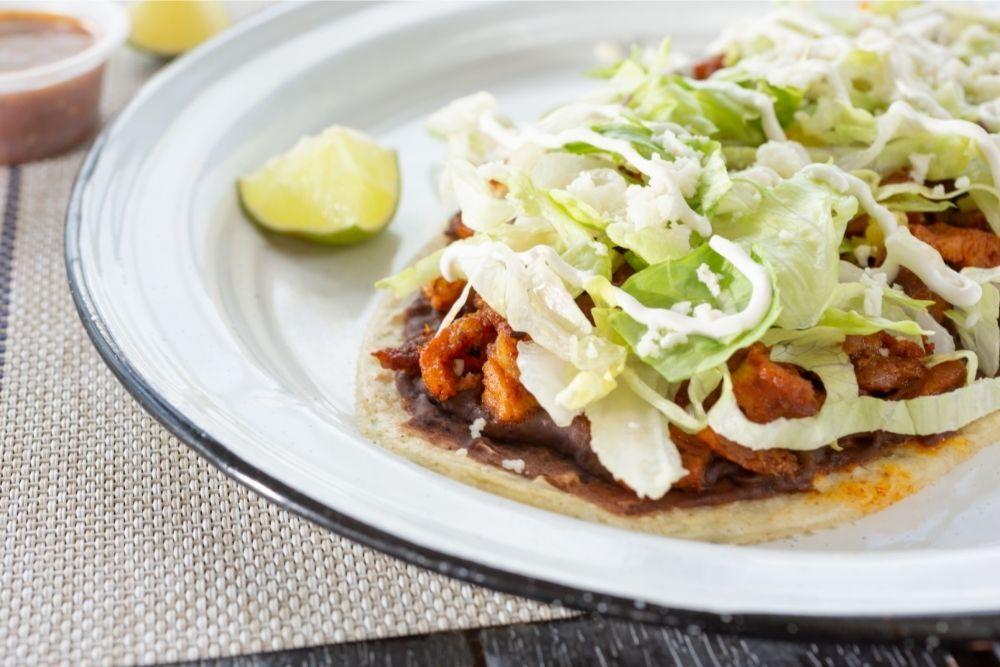 Huaraches Under 500 Calories | Under 500 Calories