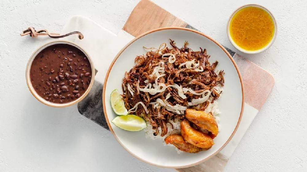 Instant Pot Vaca Frita by Mashed
