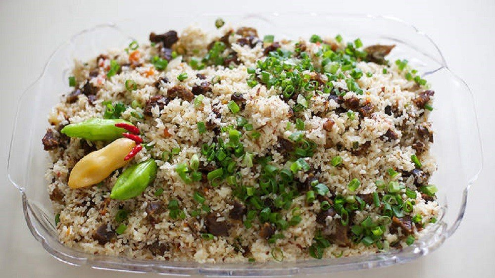Maria Isabel Dried Meat With Rice (Carne Seca Com Arroz) - SBS