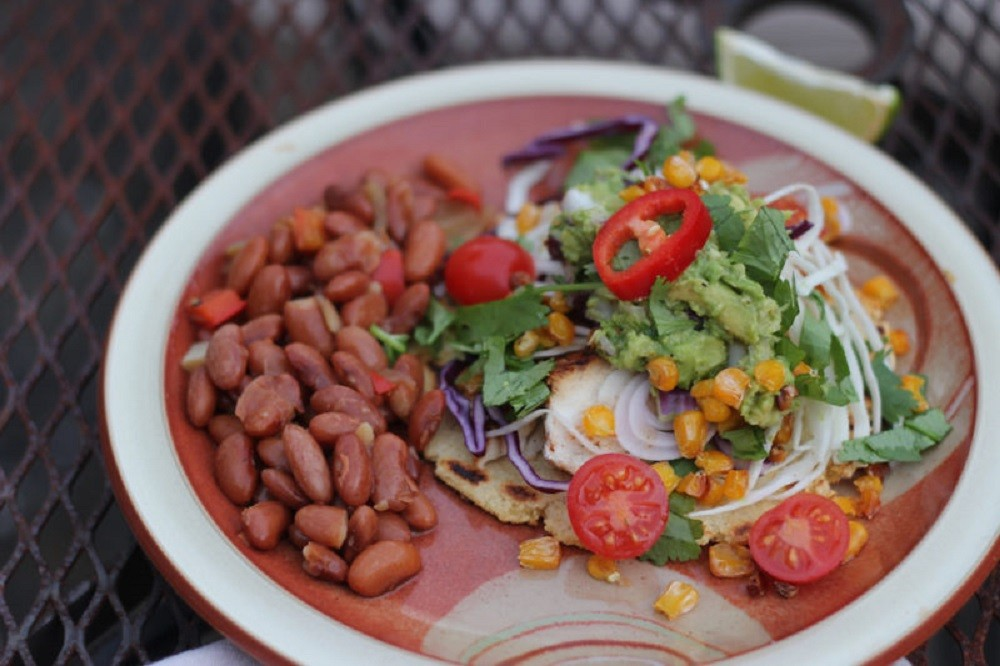 Mexican Huaraches with Pinto Pot Beans | Healthy Mama Cooks