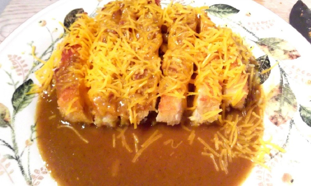 Mr and Mrs Bright Stuff: Coco Ichibanya Chicken Curry