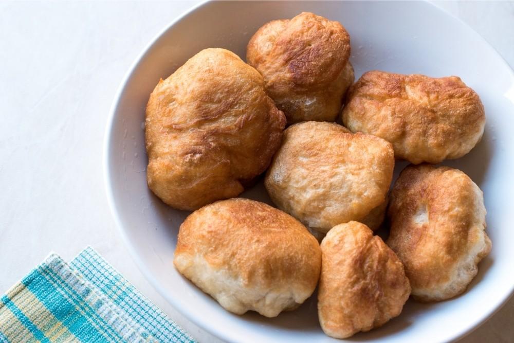 Namibian Fat Cakes Fried Dough Recipe