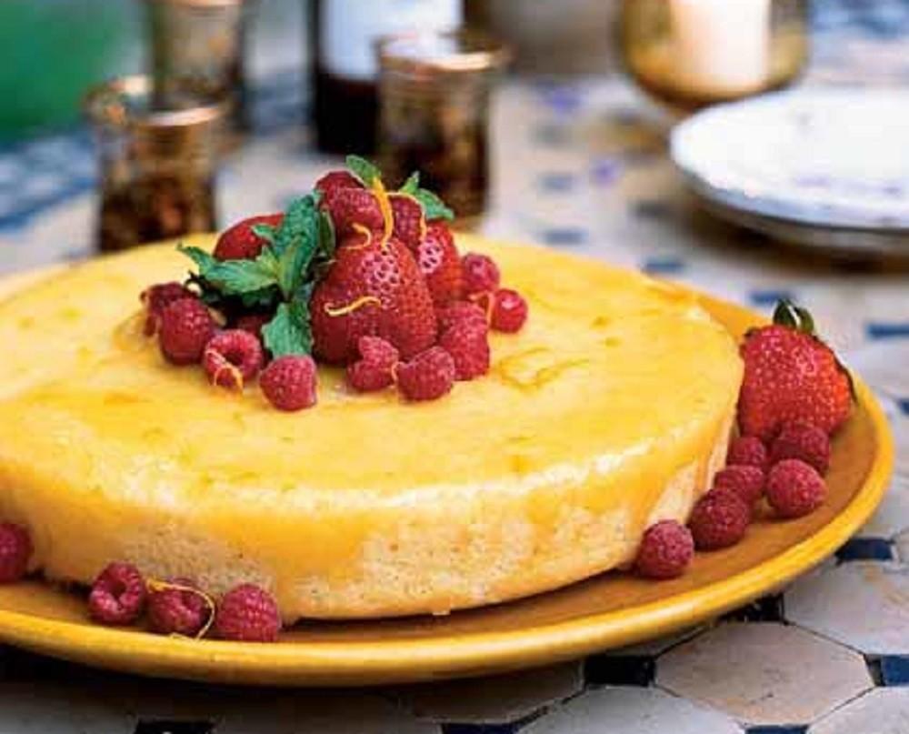 Orange Yogurt Cake (Bizcocho de Naranja) - My Recipes