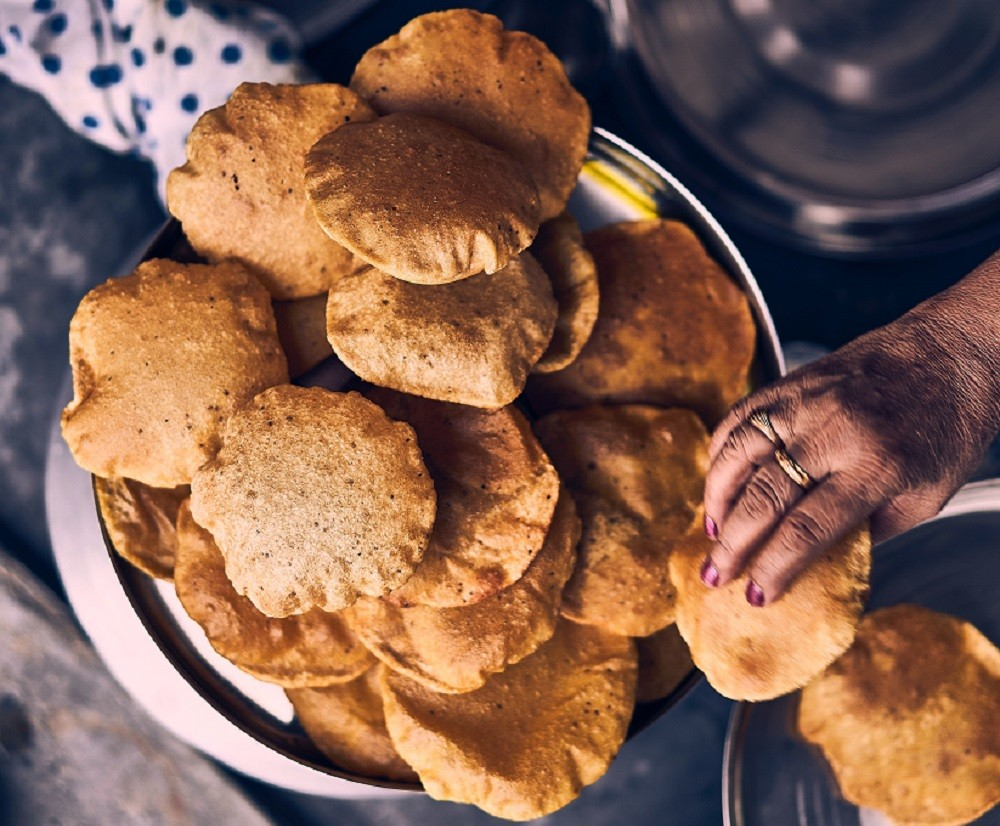 Pan Fried Dough Recipe