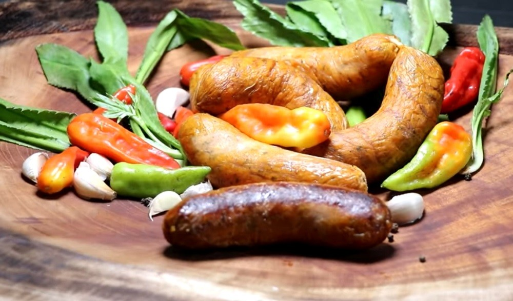 Panamanian Chorizo Criollo