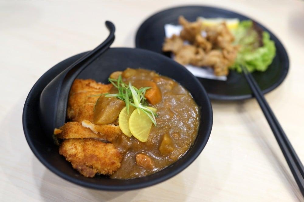 Peachluck's Food Adventures Coco Ichibanya Tofu Curry