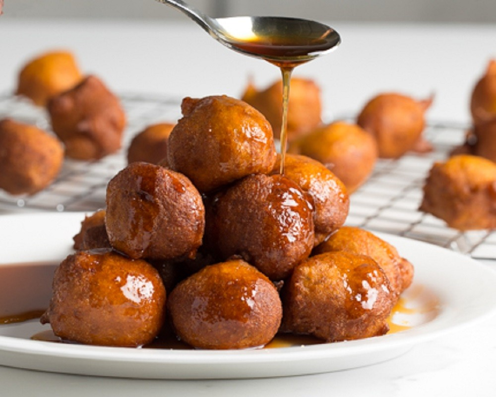 Picarones Styled Donut Holes by Red path Sugar