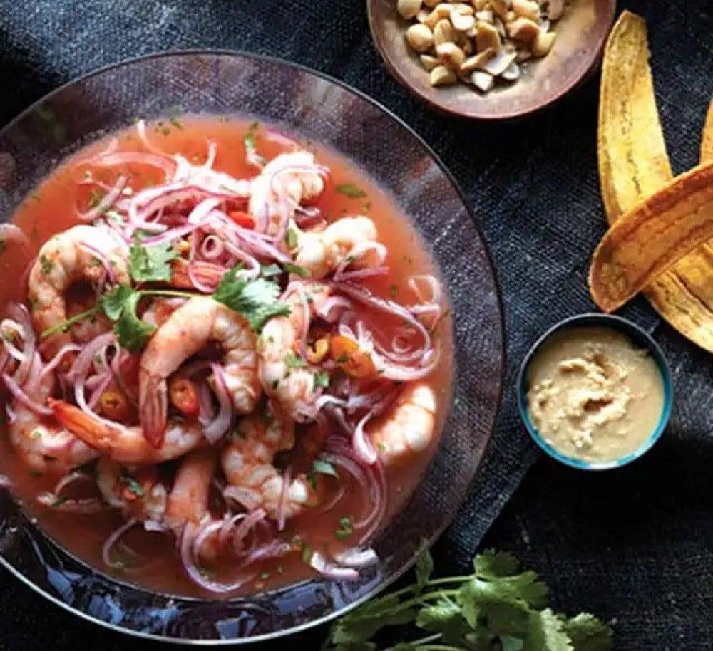 Shrimp Ceviche - Yummly