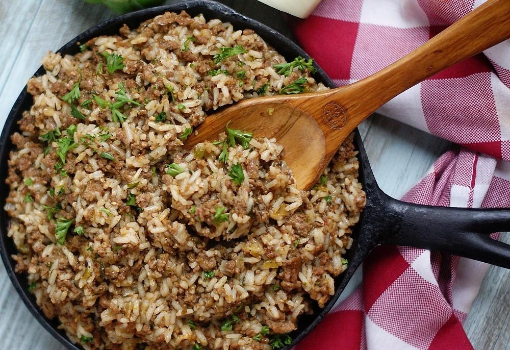Southern Discourse - Louisiana Dirty Rice