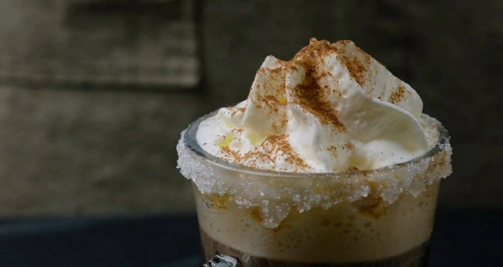 Spanish Coffee Cocktail by Roasty Coffee